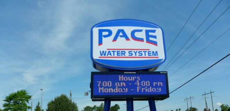 Pace Water System - Serving You